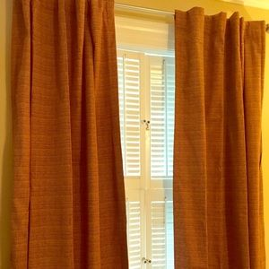 Other - Black out curtain panels